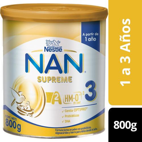 Fórmula Infantil Nan® Supreme 3 800g