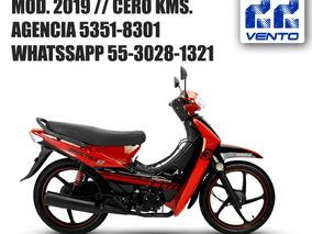Vento Spectra 110cc 2018 Nueva 0kms Placas Y Casco Gratis