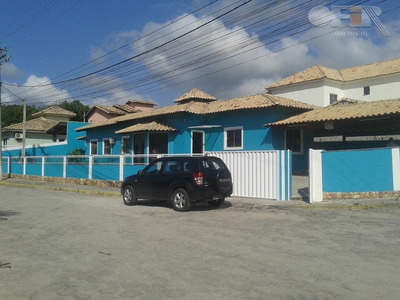 Casa Residencial À Venda, Inoã, Maricá - Ca0642. - Ca0642