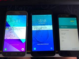 Samsung Galaxy Express Prime 2 + Galaxy J2 Core + Moto G1