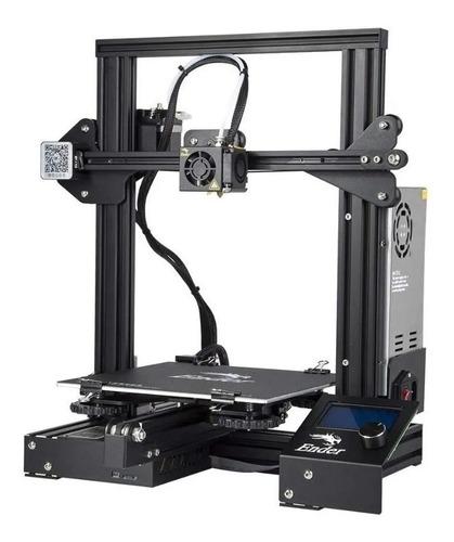 Impresora 3d Crealty Ender 3 Version 2020 Negro
