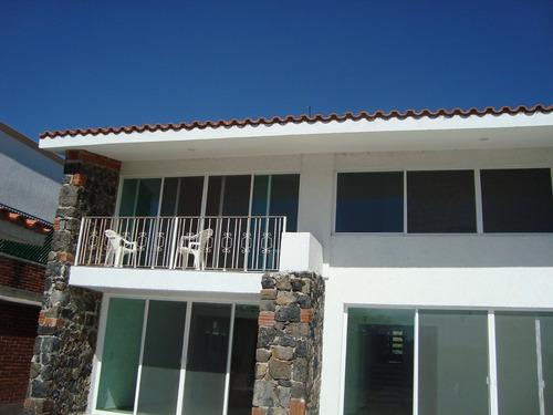 Imagen 1 de 11 de Hermosa Casa En Lomas De Cocoyoc