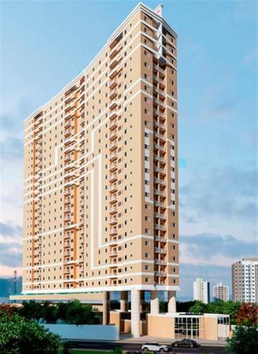 Apartamento, 2 Dorms Com 46.55 M² - Vl Nossa Senhora Amparo - São Vicente - Ref.: Cdl229 - 24cdl229