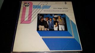 Duran Duran Dmm Megamixes Vinilo Maxi Germany Raro