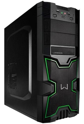 Pc Gamer Intel I5 7400 + Gtx 1050 2gb Roda Tudo!!!