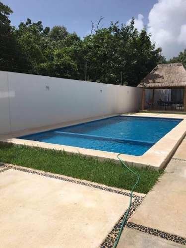 Quinta En Renta En Álamos I, Benito Juárez, Quintana Roo