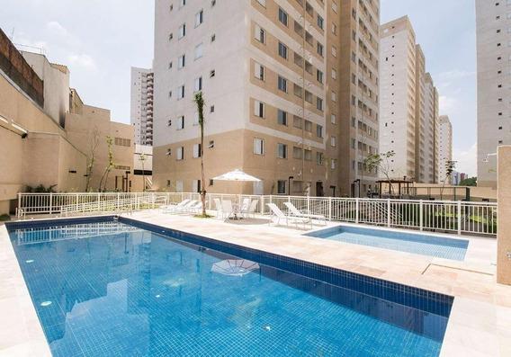 Apartamento Em Vila Prudente, São Paulo/sp De 45m² 2 Quartos À Venda Por R$ 268.000,00 - Ap351415