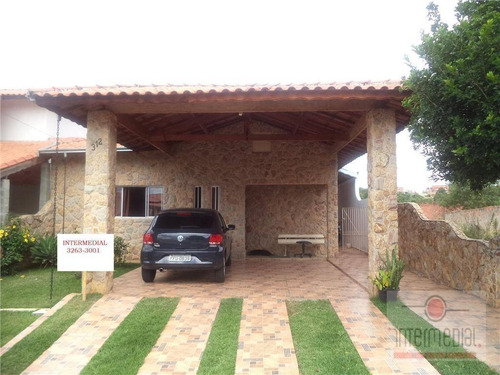 Selecione Residencial À Venda, Jardim Sartorelli, Iperó. - Ca0864