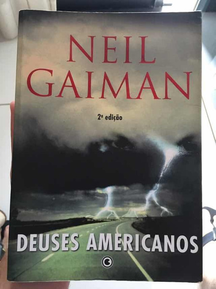 Deuses Americanos Por Neil Gaiman
