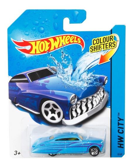 Hot Wheels Shifters Cambia Color Modelos Surtidos Cuotas