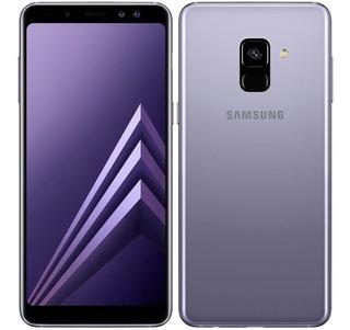 Samsung Galaxy A8, 64gb 4gb Ram 4g Ametista Vitrine 3