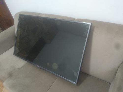 Imagem 1 de 6 de Smart Tv LG 42la6200 Dled 3d Full Hd 42  (***tela Quebrada)