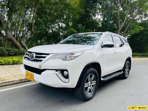 Toyota Fortuner 4x4 Diésel Automática 2.8l