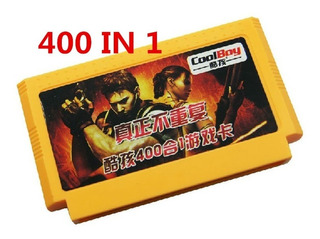 Cartucho 400 En 1 Coleccion Everdrive Family Game Famicom !
