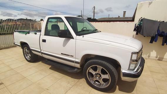 Silverado Dlx 4.1 Gasolina Gnv 1997 - 18.500