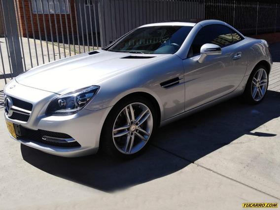 Mercedes Benz Clase Slk Slk 200 Turbo