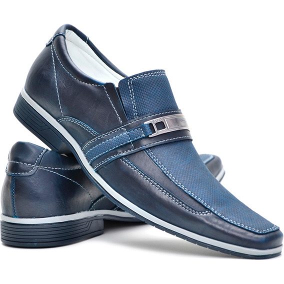 Sapato Sapatênis Social Masculino Casual Lançamento Dhl
