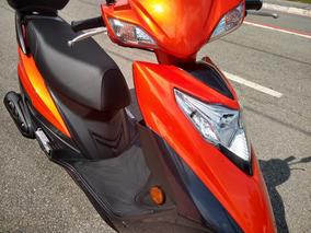 Haojue Lindy 125cc 2019 0km Suzuki Burgman Pcx Elite