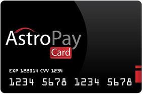 Astropay Card Qualquer Valor