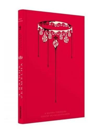 Rainha Vermelha, A - Edicao Limitada De Colecionador