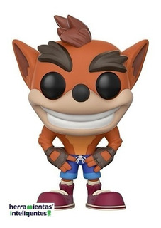 Crash Bandicoot Funko Pop Games