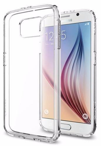 Case Spigen Ultra Hybrid Samsung Galaxy S6 Policarbonato