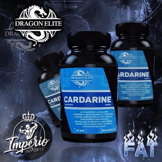 Cardarine - Dragon Elite 60 Cps 15mg