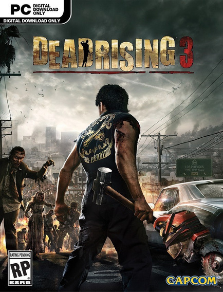 Dead Rising 3 Apocalypse Edtion - Pc (steam Key)