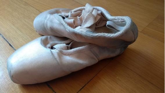Zapatillas De Danza Ballet Punta