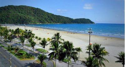 Casa Em Tude Bastos (sítio Do Campo), Praia Grande/sp De 128m² 2 Quartos À Venda Por R$ 542.000,00 - Ca204299