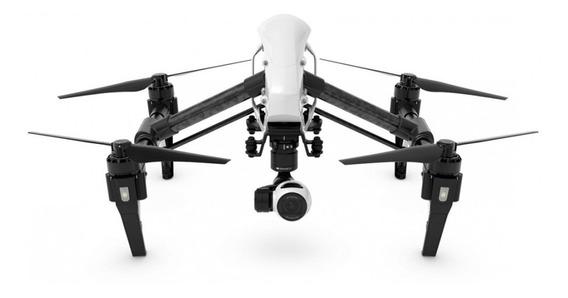 Drone DJI Inspire 1 V2 Zenmuse X3 con cámara 4K white/black