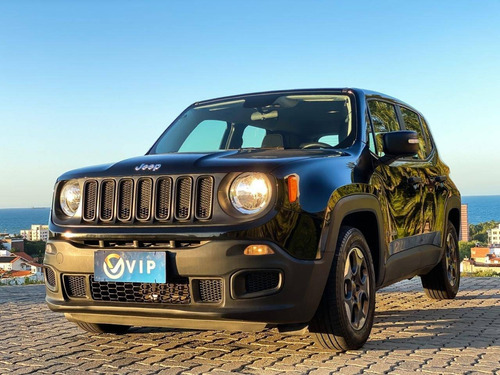 Imagem 1 de 15 de Jeep Renegade 1.8 16v Flex 4p Automático