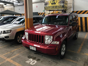Jeep Liberty Limited Base Piel 4x2 Mt 2011