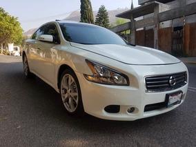 Nissan Maxima 4p Exclisive V6 3.5 Aut
