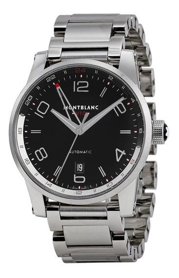 Relógio Montblanc 109135 Timewalker Utc - Automático