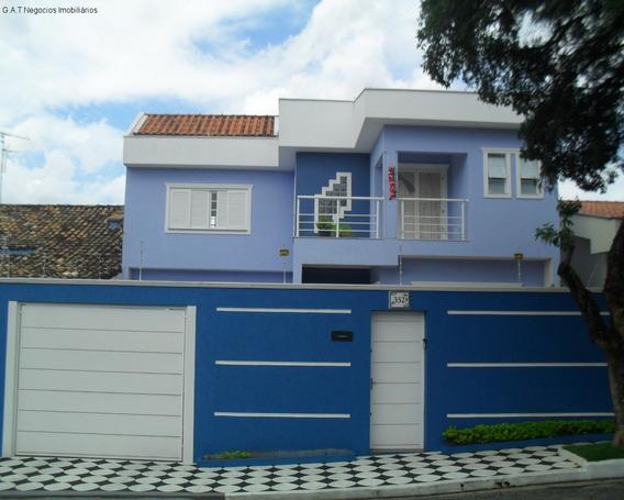 Casa À Venda No Jardim Santa Rosalia - Sorocaba/sp - Ca09480 - 32880560