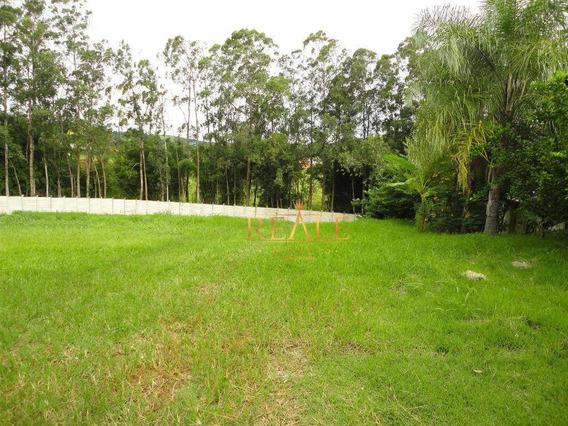 Terreno À Venda, 810 M² Por R$ 185.000 - Condomínio Terras De Santa Tereza - Itupeva/sp - Te0621