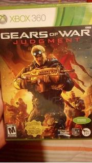 Gears Of War. Judgment. Sellado En Español