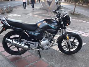 Yamaha Libero 125 Modelo 2019 Soat Tecno Como Nueva