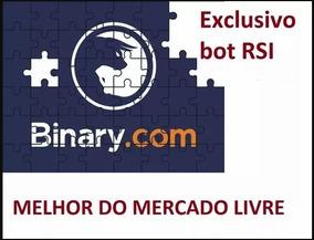 Robo Script Bot Binary C/ Exclusivo Bot Rsi 2019 Lançamento