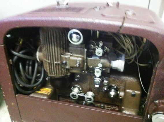Antigo Raro Projetor Bell & Howell Sonoro No Estado