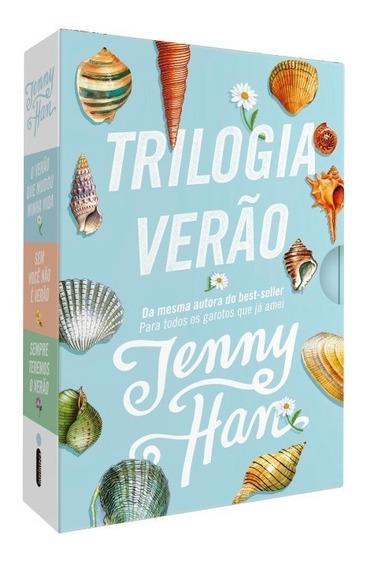 Livro Box Trilogia Verão: Box Com 3 Volumes Da Coleção