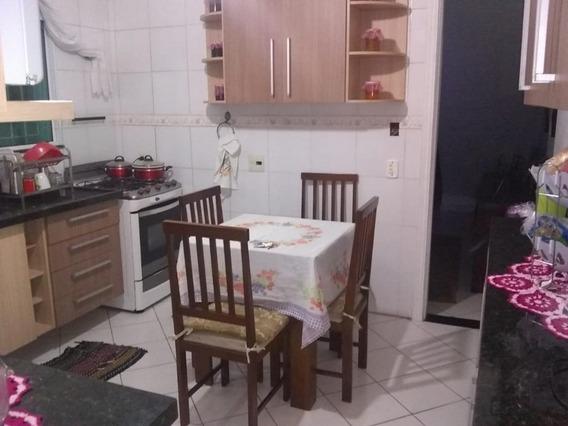 Casa Com 3 Dormitórios À Venda, 94 M² Por R$ 380.000 - Esplanada Dos Barreiros - São Vicente/sp - Cód. Ca2255 - Ca2255