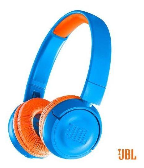 Fone De Ouvido Sem Fio Jbl Headphone - Jbljr300btuno