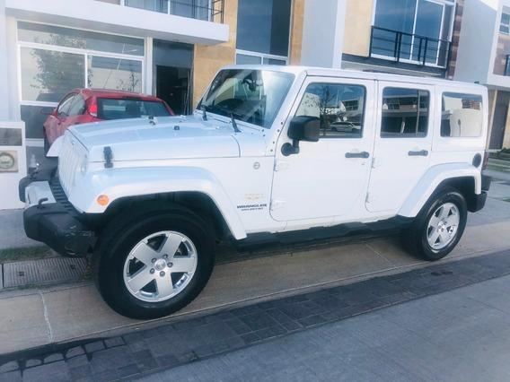 Jeep Wrangler X Sahara Unlimited 4x4 At 3.6 Pentastar