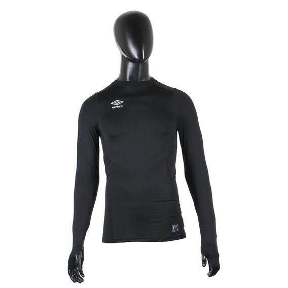 Camiseta Térmica M/larga Running De Hombre Umbro