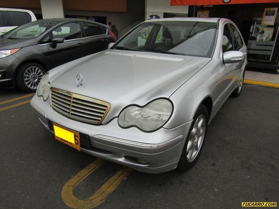 Mercedes Benz Clase C C 320 3.2 At