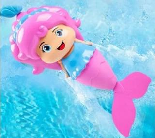 Juguete Para El Agua Sirena A Cuerda Hola 537 Educando