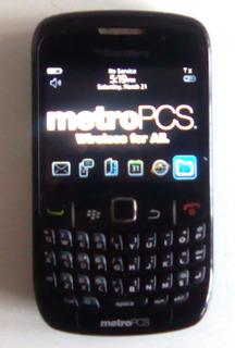 Celular Blackberry Curve 8530 - Funcionando - Para Repuesto
