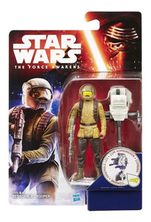 Star Wars The Force Awakens - Resistance Trooper